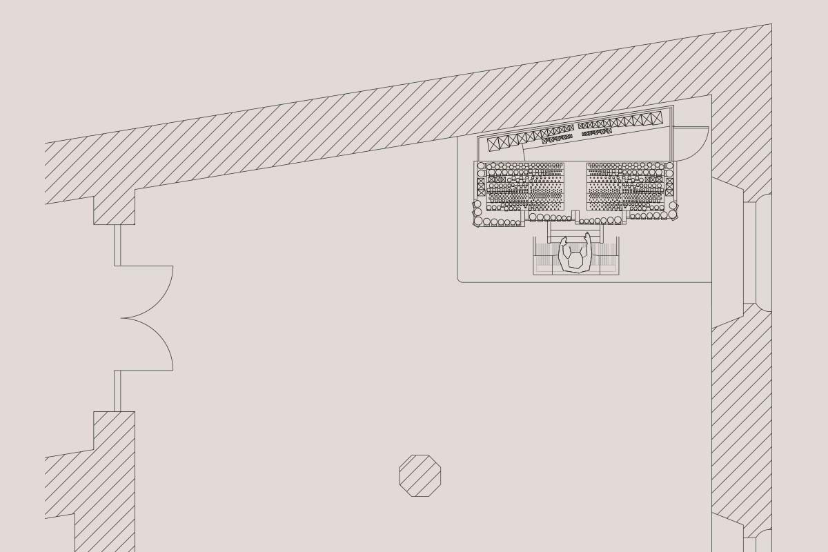 Freiberg Technische Zeichnung